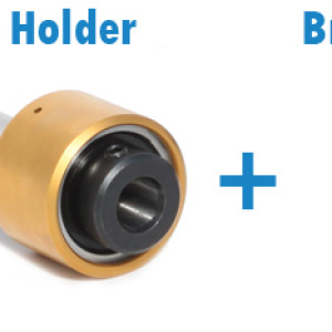 Rotary Broach Tool Holder and Broach