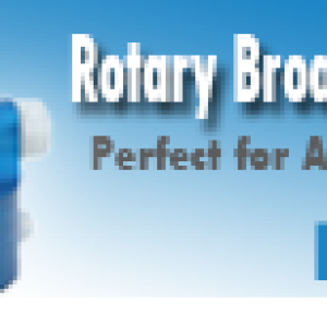 Rotary Broach Tool Holder Brake