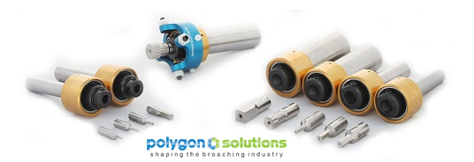 Rotary Broach Tools